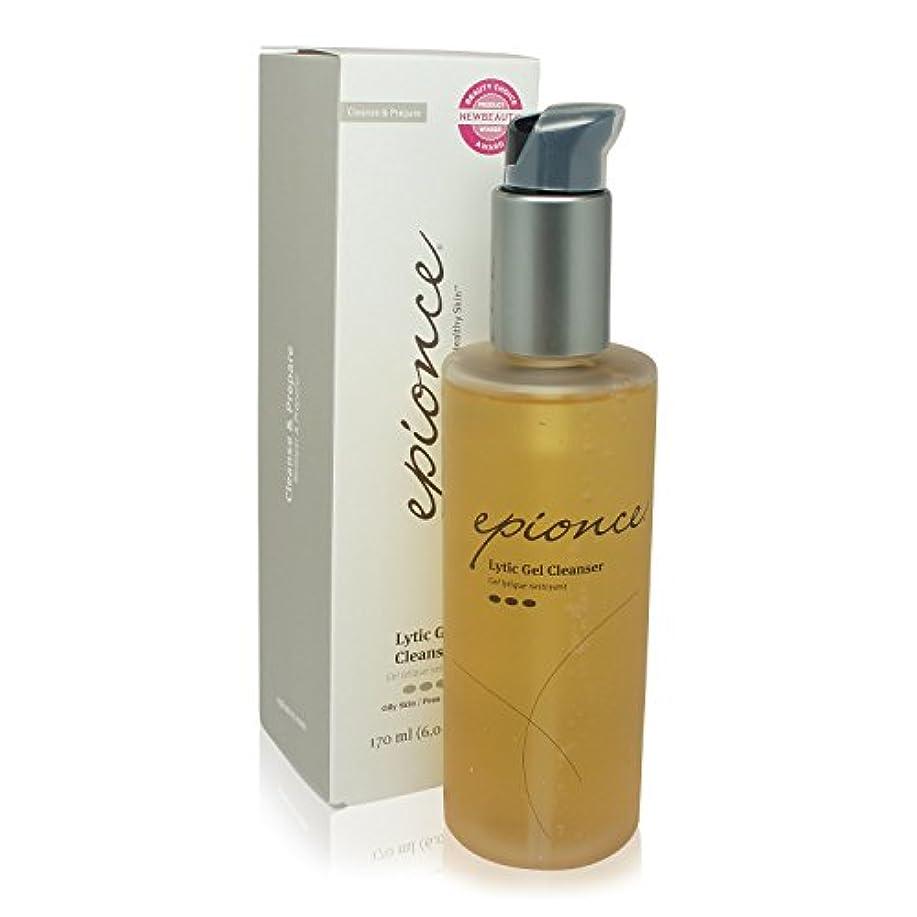 ストライク取り組む傷つきやすいEpionce Lytic Gel Cleanser - For Combination to Oily/Problem Skin 170ml/6oz並行輸入品
