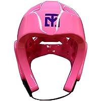 テコンドーMooto Neo HeadgearヘッドギアWTF承認ピンク、ブルー、レッド、ホワイトのXS XL