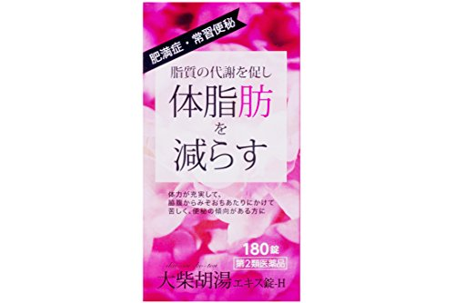 (医薬品画像)本草大柴胡湯エキス錠−H