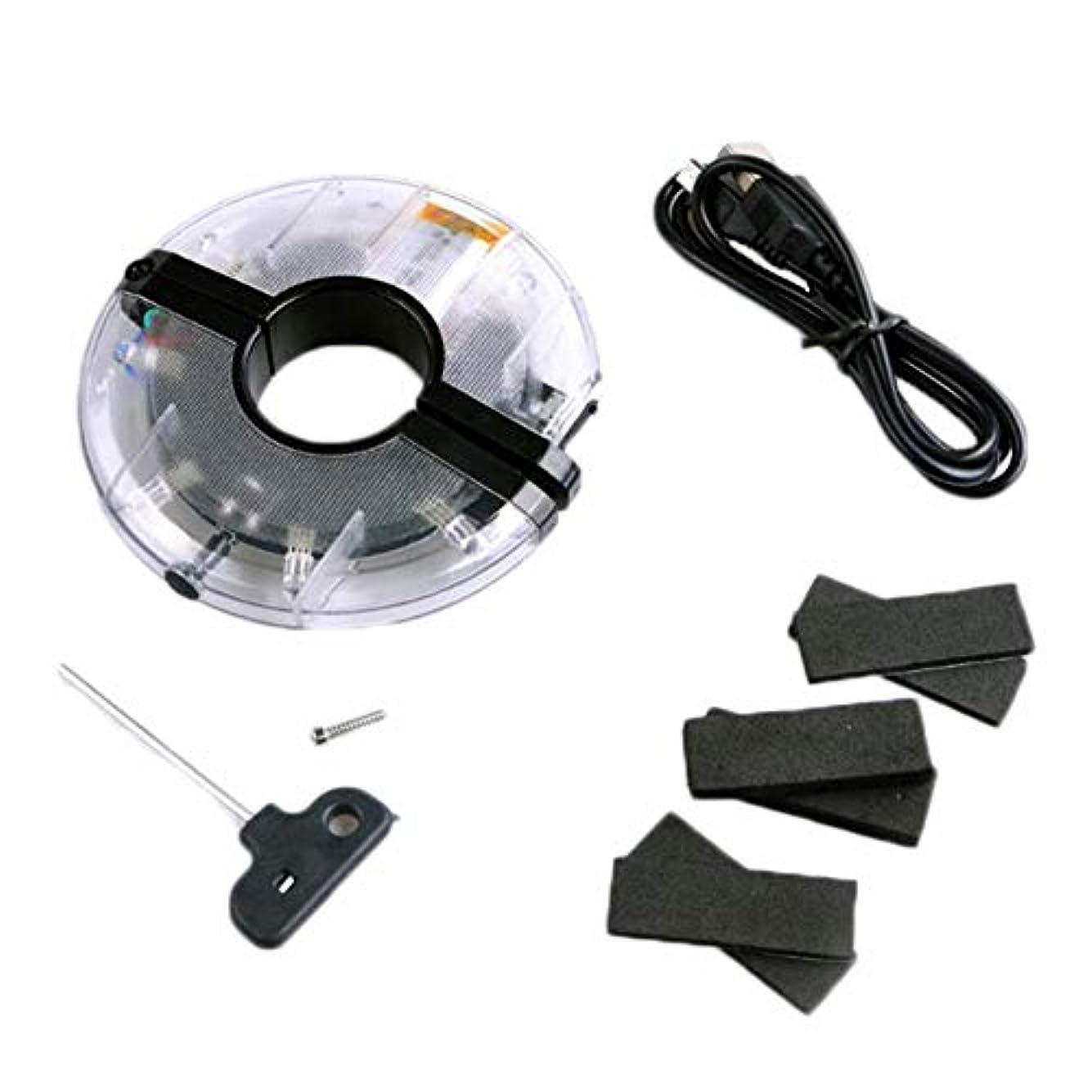 増強威信木製Alioay 自転車のライト 自転車のホイールライトusb led 充電式 テールランプ 夜間 事故 防止 ライト IP65防水 USB充電 簡単取り付け