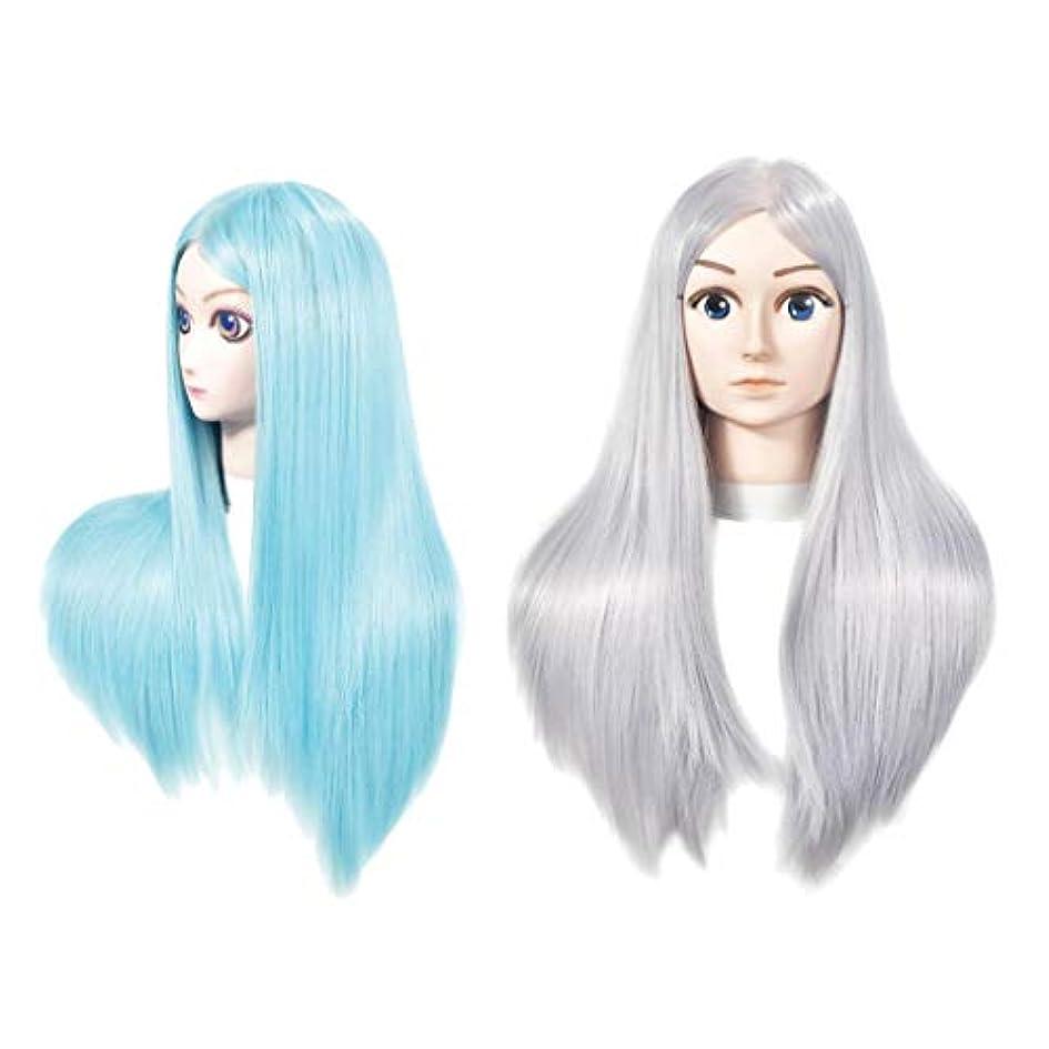 繊細簡略化するペンSharplace マネキンヘッド ウィッグ マネキンヘッドモデル トレーニング スタイリスト 理髪サロン 理髪店 理髪師