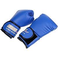 Dovewill 全3色 1ペア PU製 耐久性 通気性 ボクシング グローブ ミット 格闘技 ムエタイ パンチング トレーニング スパーリング 手袋