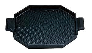 イシガキ産業 ミニジンギス(鉄鋳物) 15cm QZV01