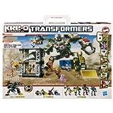 KRE-O (クレオ) Transformers (トランスフォーマー) Destruction Site Devastator Set (36951)(並行輸入)