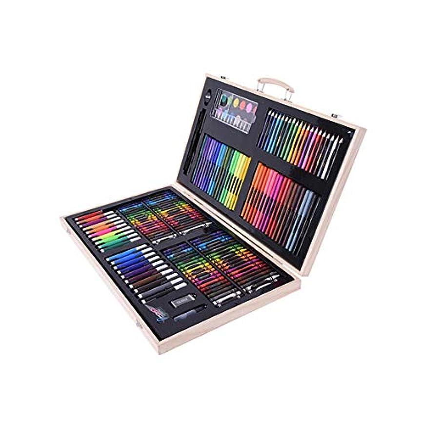 ペインティング貼り直す自分のJinfengtongxun 絵筆、実用的な絵の子供は芸術の絵具を使用できます、学生の絵の練習の多目的の学用品(168/180/258) 絵画の様々な (Color : 180 pieces)