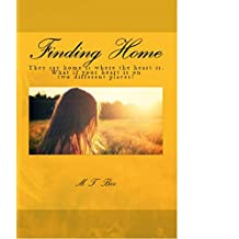 Finding Home (Finding Series Book 1)