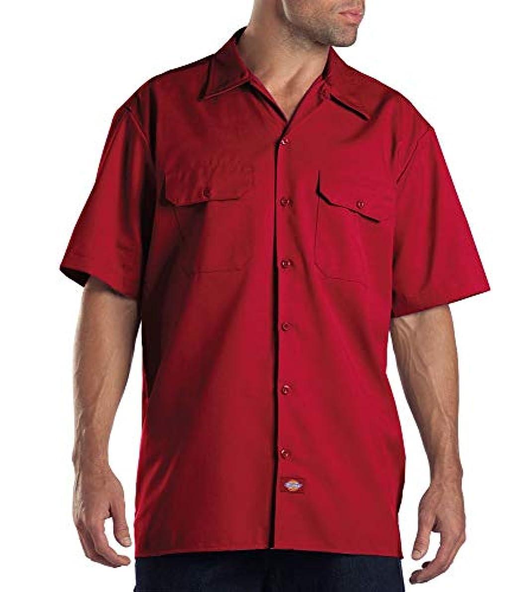 肘掛け椅子タバコ名目上の(ディッキーズ)Dickies ワークシャツ 半袖 1574 【並行輸入品】