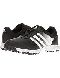 (アディダス) adidas レディースゴルフシューズ?靴 Tech Response Core Black/FTWR White/Core Black 7.5 (24.5cm) B - Medium