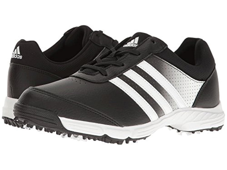 (アディダス) adidas レディースゴルフシューズ?靴 Tech Response Core Black/FTWR White/Core Black 7 (24cm) B - Medium