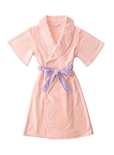 シービージャパン 吸水 速乾 バスローブ カラリモア ピンク...