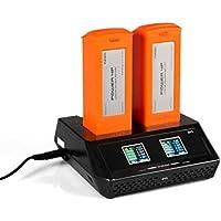 Yuneec YUNDY5 - Yuneec H520とTyphoon H Plus用デュアルバッテリー充電器