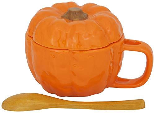 サンアート かわいい食器 「 野菜と果物シリーズ 」 かぼちゃ パンプキン スープカップ 250ml SAN2967