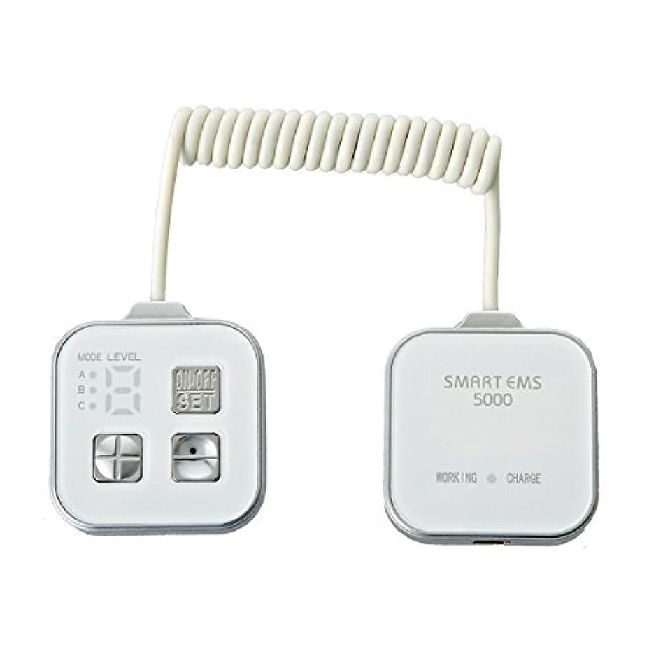 慎重ラフ睡眠最もコンパクト&ハイパワー スマートEMS 5000