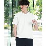 (タケオキクチ) TAKEO KIKUCHI フレT メランジハニカム Vネック Tシャツ 93136350