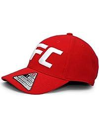 (リーボック) UFC スナップバック 【BASEBALL SNAPBACK/BLK】 REEBOK SPORTS CAP スポーツキャップ [並行輸入品]