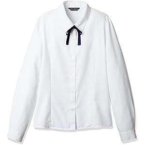 (セシール) cecile(セシール) スクール長袖角衿ブラウス OTH-389 1 ホワイト 140
