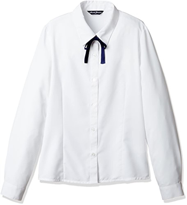 (セシール) cecile(セシール) スクール長袖角衿ブラウス