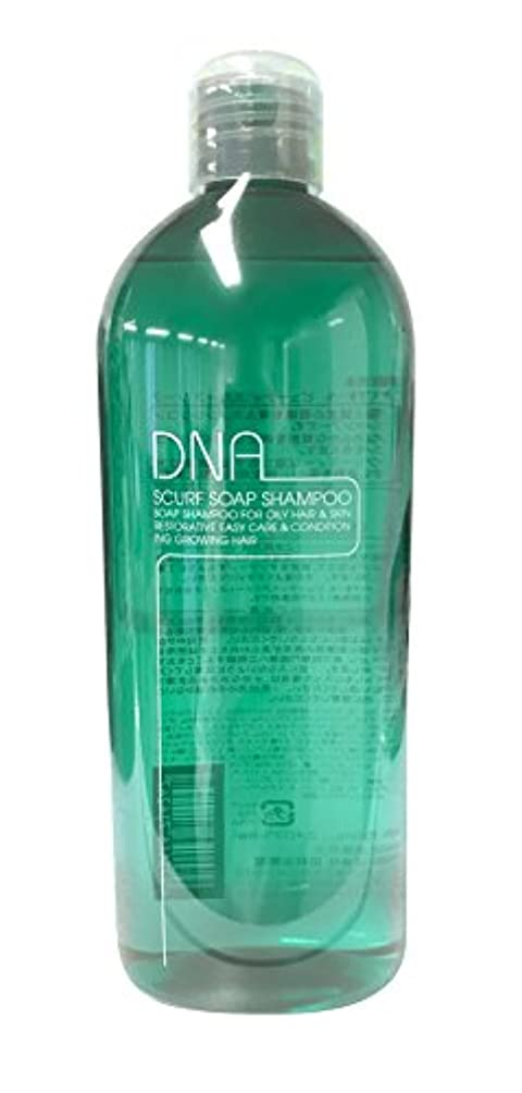 ハツモール DNA ビューティ スカーフソープ 350ml