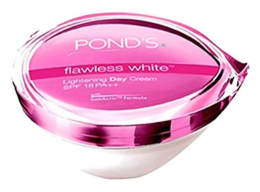 どう?惑星リビングルームPOND'S flawless white Lightening Day Cream 【SPF 18 PA++】25g [並行輸入品]