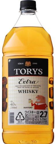 サントリー ウイスキー トリス<エクストラ> 2700ml