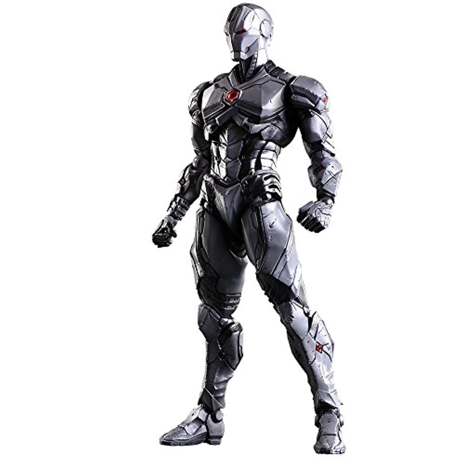 MARVEL UNIVERSE VARIANT PLAY ARTS改 アイアンマン LIMITED COLOR VER. PVC製 塗装済み可動フィギュア
