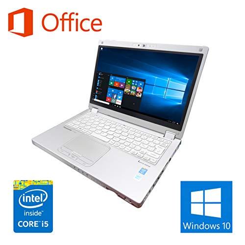 【Microsoft Office 2016搭載】【Win 10搭載】Panasonic CF-MX3/第四世代Core i5-4310U 2.0GHz/メモリ:8GB/SSD:256GB/12.5型Full HD液晶/タッチパネル/Webカメラ/HDMI/SDカードスロット/WIFI/Bluetooth/USB 3.0/スタイラスペン付属/外付けハードディスク:250GB/中古ノートパソコン(SSD:256GB)