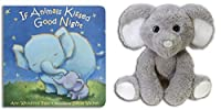 If Animals Kissed Good Night Board Book and Plush Elephant [並行輸入品]