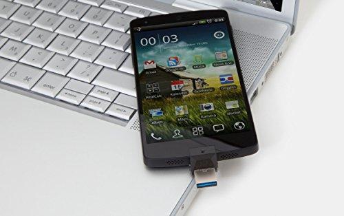 キングストン USBメモリ 16GB USB3.0 DataTraveler microDuo 3.0 DTDUO3/16GB 5年保証