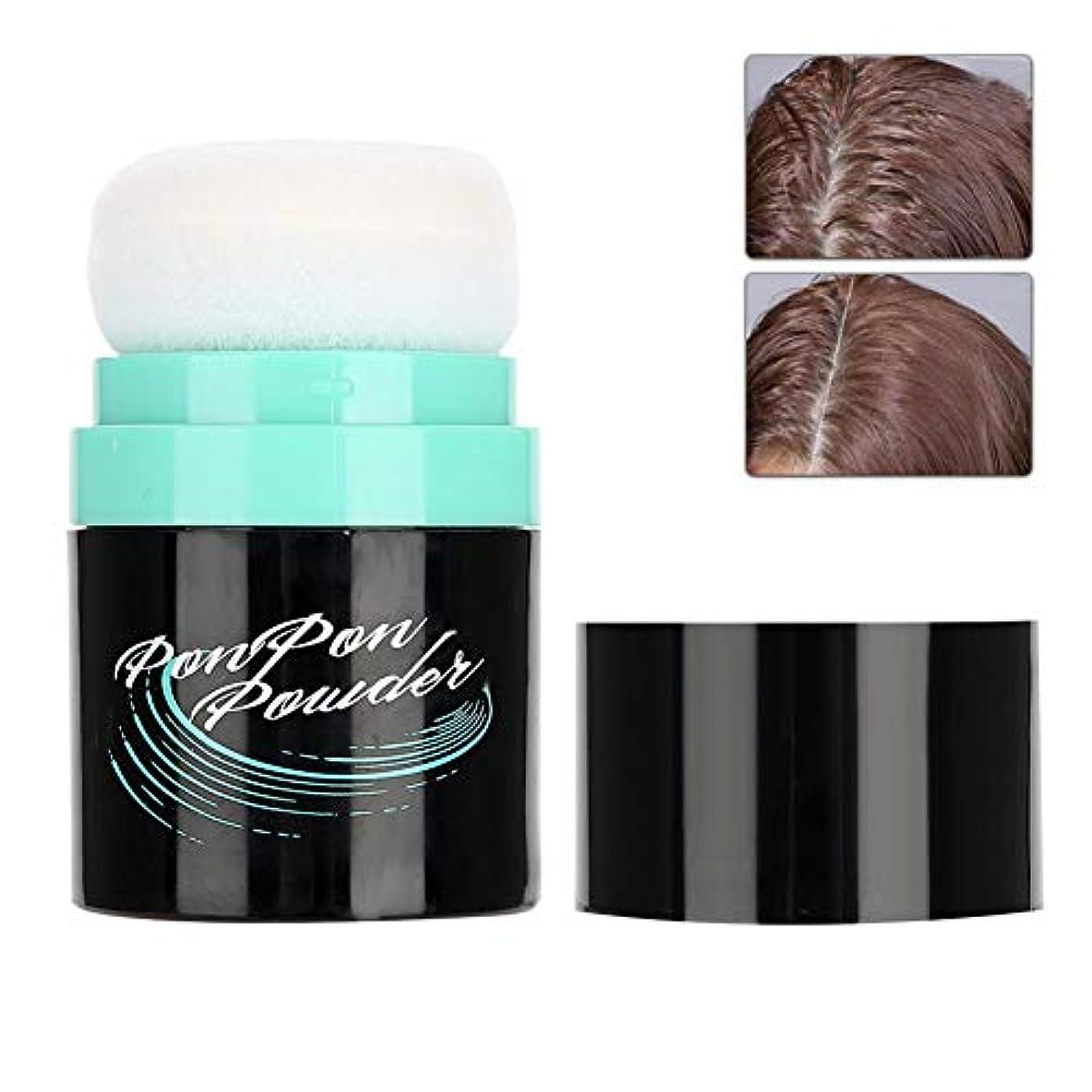 法的関連する試みるSemme髪ふわふわパウダー、ポータブルユニセックス増加スタイリングボリューム髪艶消しパウダーをモデリングキャプチャ