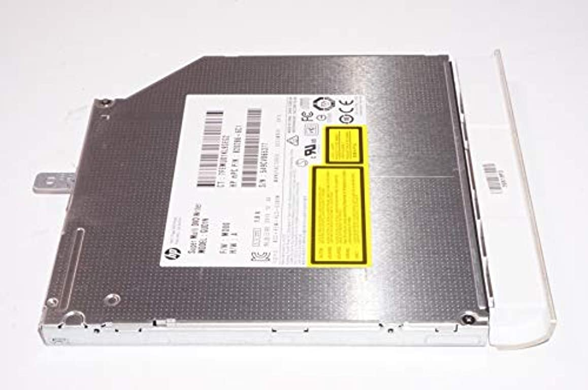 壊れた破壊的な出発するFMS 836861-001 交換用 HP Odd Sata DVD Sm 9.5 Tl ペールゴールド 17-G199CY用