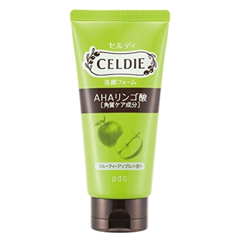 陽気な伝導率摂動CELDIE(セルディ) 美肌洗顔 AHA 120g