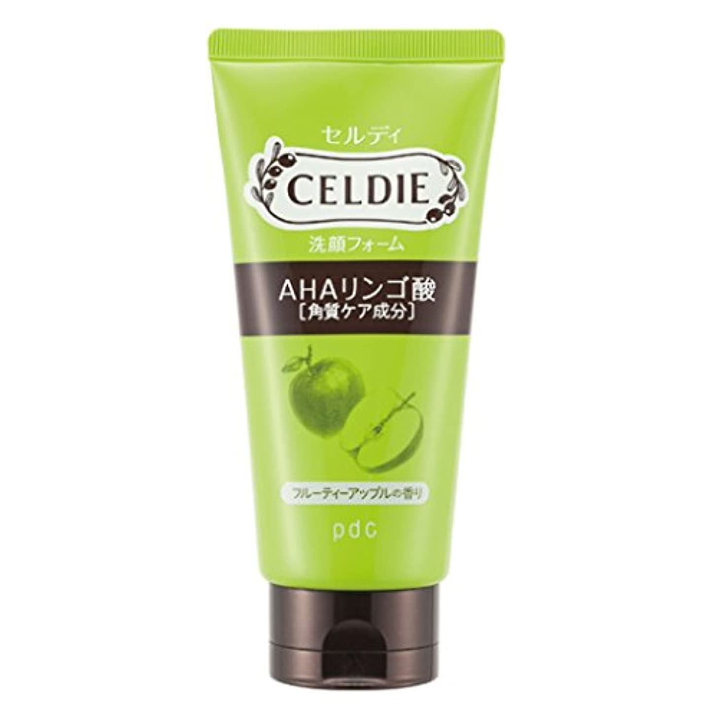 掻く毒アーサーCELDIE(セルディ) 美肌洗顔 AHA 120g