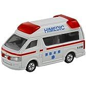 トミカ&プラキッズ 04 トヨタ ハイメディック救急車