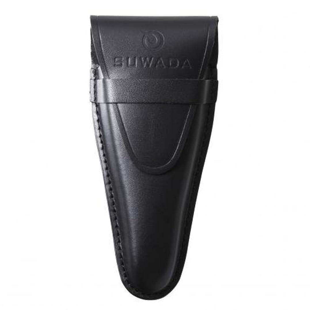 波歴史的麦芽【SUWADA】 爪切り用本革ケースクラシックL用 色=ブラック