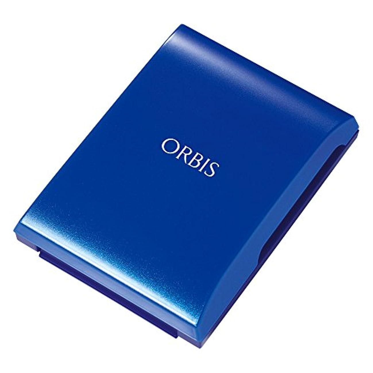 緊張するスクラップブック見えるオルビス(ORBIS) クリアパウダーファンデーション 専用ケース