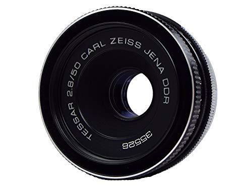 KING-2 Carl Zeiss Jena TESSAR 50mm/f2.8 BLACK M42マウント B0769DYMJN 1枚目