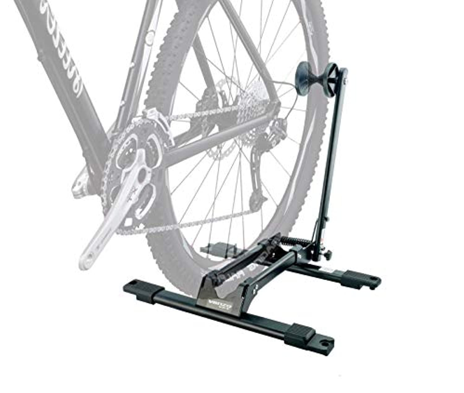 Bike Bicycle Deluxe Storage Floor Stand Rack by Venzo