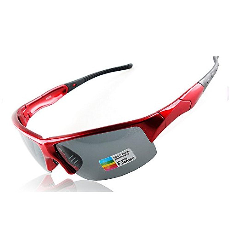 宙返り大宇宙ひらめき自転車uv400 紫外線カット サングラス ユニセックススポーツサングラス偏光レンズ耐久性のある高品質pcフレームサイクリング野球ランニング釣りゴルフクライミング