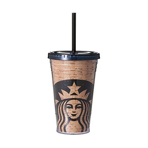 RoomClip商品情報 - ロゴコールドカップタンブラーコルク 473ml スターバックス Starbucks cork