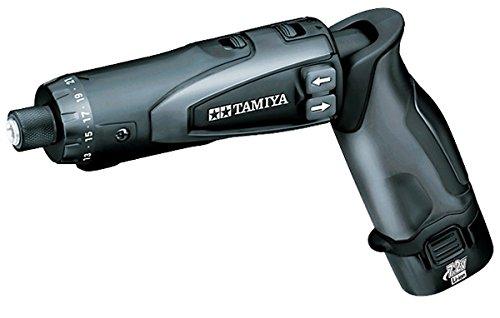 クラフトツールシリーズ No.89 タミヤ電動ドライバーセット PT01 74089