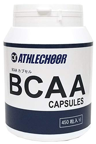 BCAAカプセル 450粒入 BCAA CAPSULES