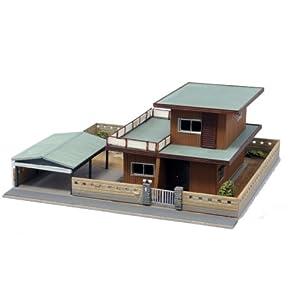 トミーテック ジオコレ 建物コレクション 014 現代住宅D ジオラマ用品