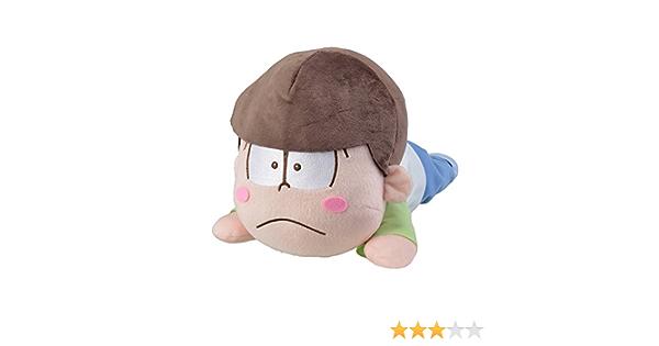 Osomatsu San MEJ Mega Jumbo Nesoberi Plush Doll Osomatsu