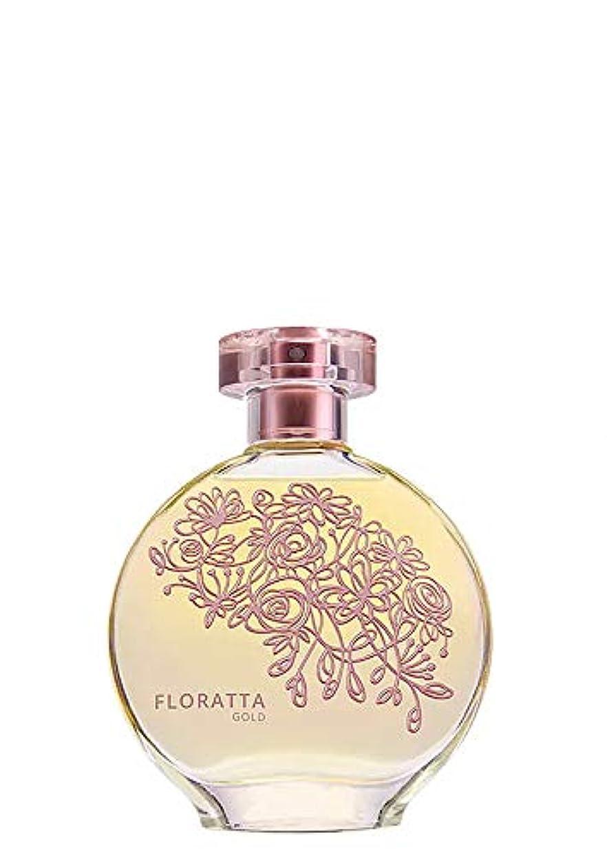 ほこりっぽい発掘スモッグオ?ボチカリオ 香水 オードトワレ フロラッタ ゴールド FLORATTA GOLD 女性用 75ML