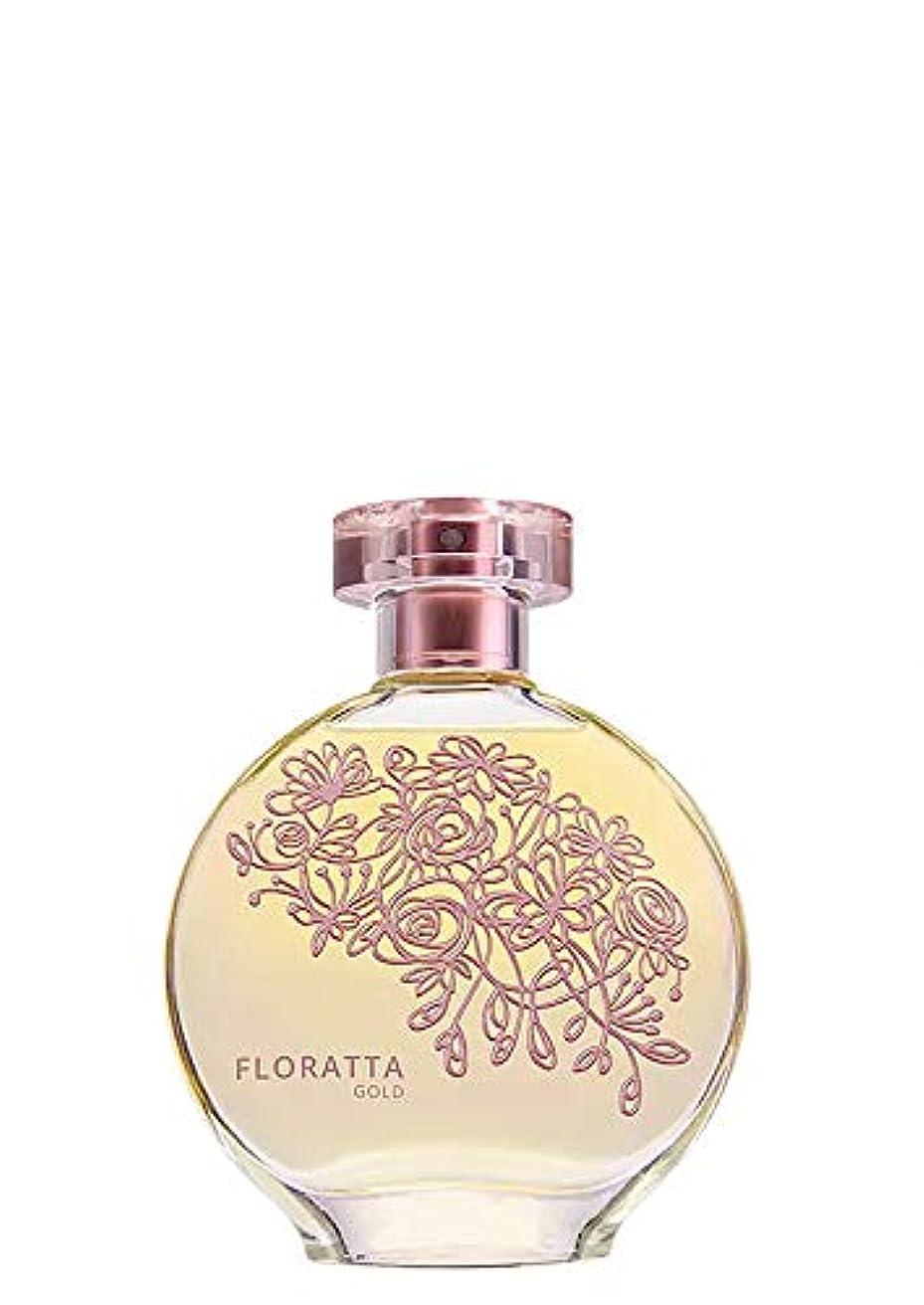 渦薄暗い近代化するオ?ボチカリオ 香水 オードトワレ フロラッタ ゴールド FLORATTA GOLD 女性用 75ML