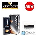 【VERTRAバートラ】 フェイススティック・クリアホワイト/SPF50 / 日焼け止めスティックタイプ・紫外線防止・UVカット/ウォータープルーフ