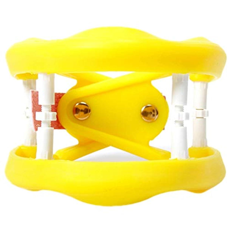 覚えているお風呂を持っている適度なSODIAL 調整可能なシリコン頸部牽引フレームネックマッサージ 脊椎ストレッチサポートコレクターマッサージ リラクゼーション