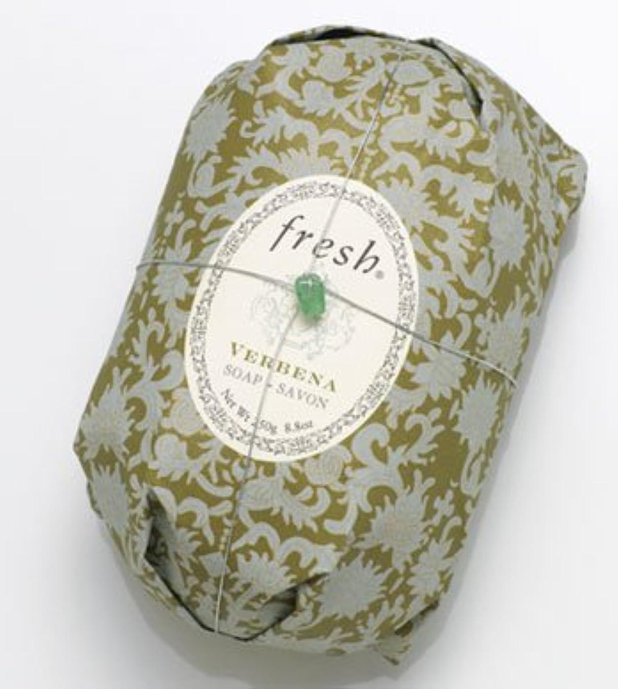 ステレオあからさま通知するFresh VERBENA SOAP (フレッシュ バーベナ ソープ) 8.8 oz (250g) Soap (石鹸) by Fresh