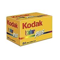 Kodak Colorplus Film cp200–24露出カラー負Film (c41)