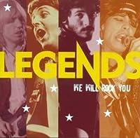 Legends: We Will Rock You【CD】 [並行輸入品]